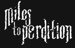 Miles to Perdition - Logo