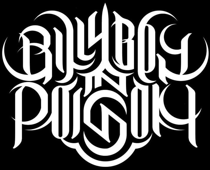 Billy Boy in Poison - Logo