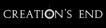 Creation's End - Logo
