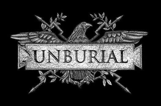 Unburial - Logo