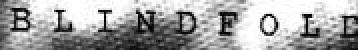 Blindfold - Logo