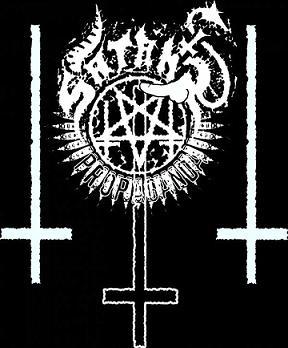 Satan's Propaganda - Logo