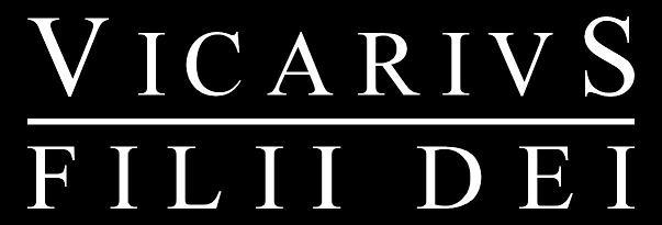 Vicarivs Filii Dei - Logo