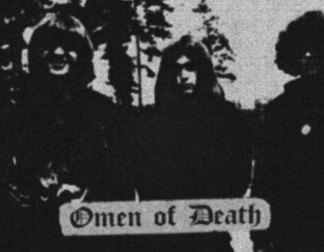Omen of Death - Photo