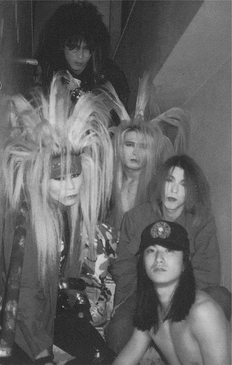 Samurai Blondies - Photo