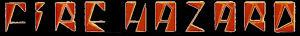 Fire Hazard - Logo