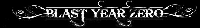 Blast Year Zero - Logo
