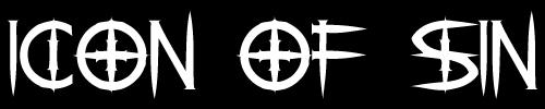 Icon of Sin - Logo