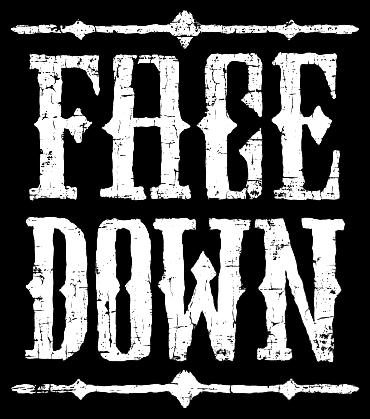 Face Down - Logo