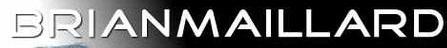 Brian Maillard - Logo