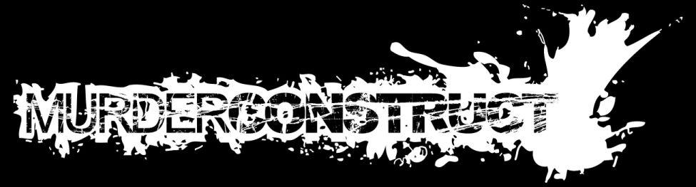 Murder Construct - Logo