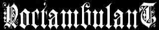 Noctambulant - Logo