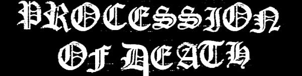 Procession of Death - Logo