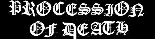 Procession of Death - Logo