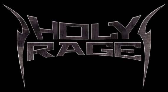 Holy Rage - Logo