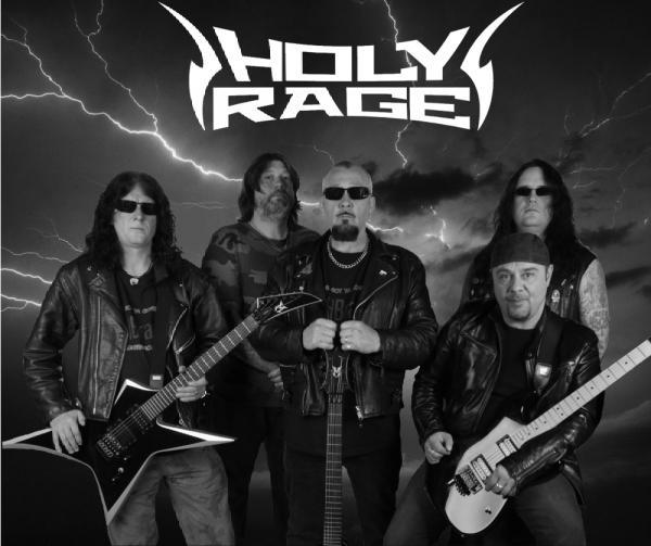 Holy Rage - Photo