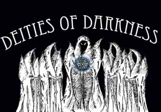 Deities of Darkness - Logo