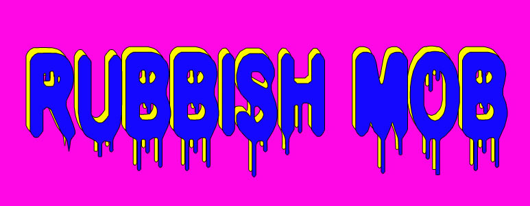 Rubbish Mob - Logo