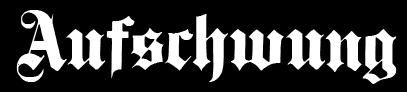 Aufschwung - Logo