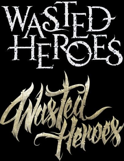 Wasted Heroes - Logo