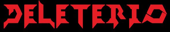 Deleterio - Logo