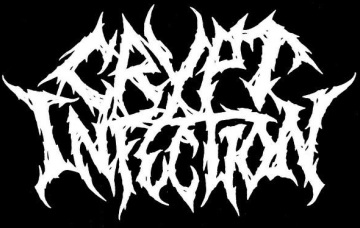 Crypt Infection - Logo