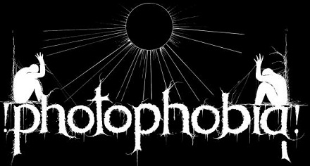 Photophobia - Logo