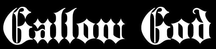 Gallow God - Logo
