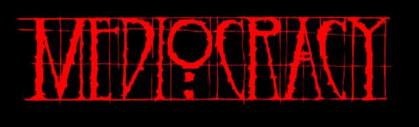 Mediocracy - Logo