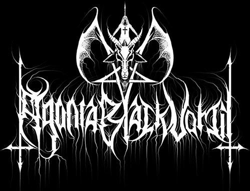 Agonia Black Vomit - Logo