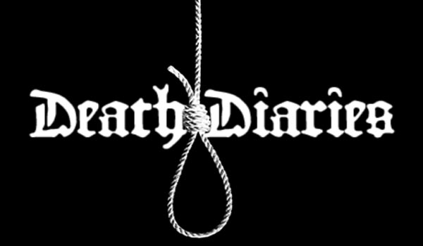 DeathDiaries - Logo