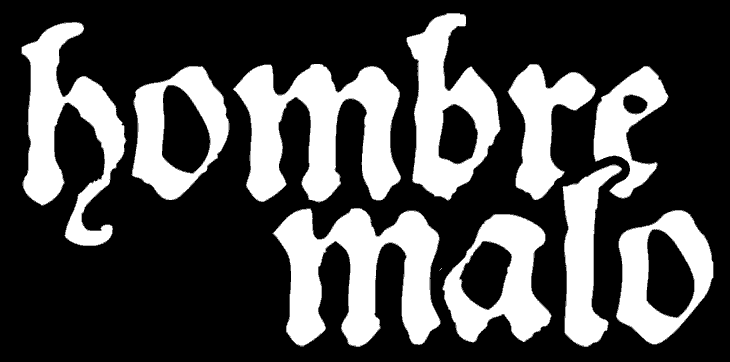Hombre Malo - Logo