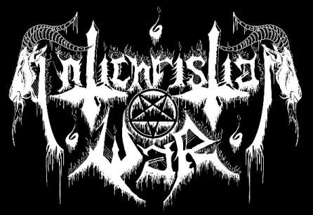 Antichristian War - Logo