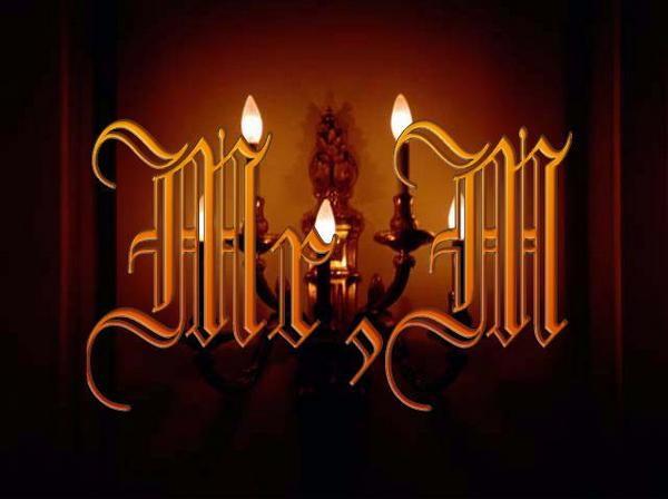 Mr,M - Logo