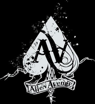 Alien Avenge - Logo