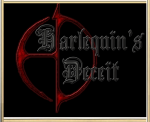 Harlequins Deceit - Logo