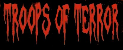 Troops of Terror - Logo