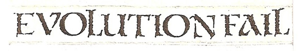 Evolution Fail - Logo