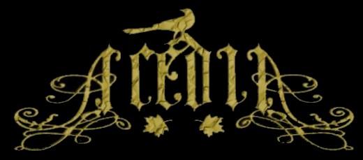 Acedia - Logo