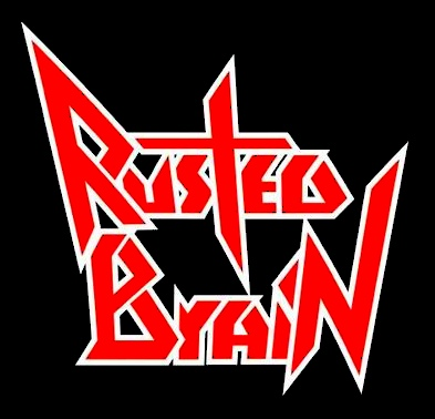 Rusted Brain - Logo