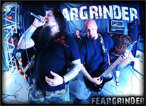 Feargrinder - Photo