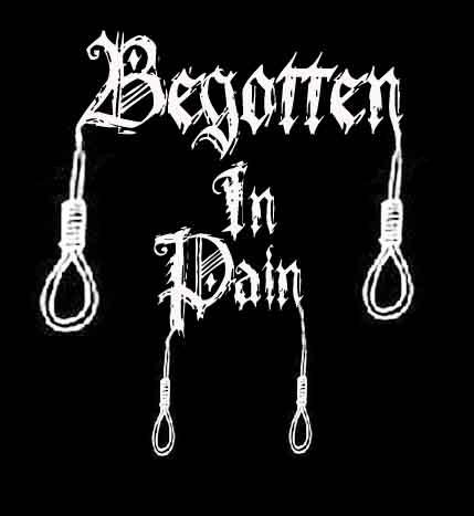 Begotten in Pain - Logo