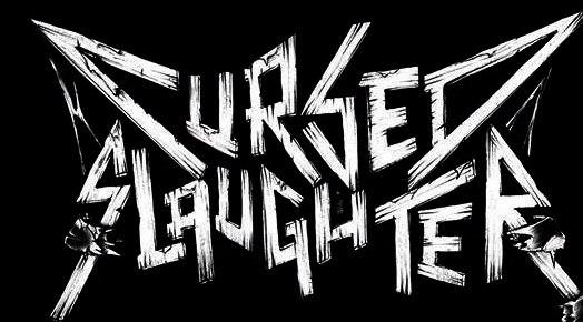 Cursed Slaughter - Logo