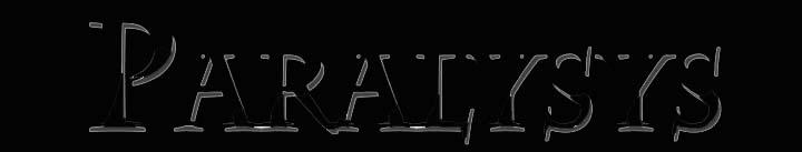 Paralysys - Logo