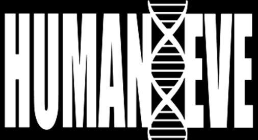 Human Eve - Logo