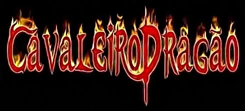 Cavaleiro Dragão - Logo