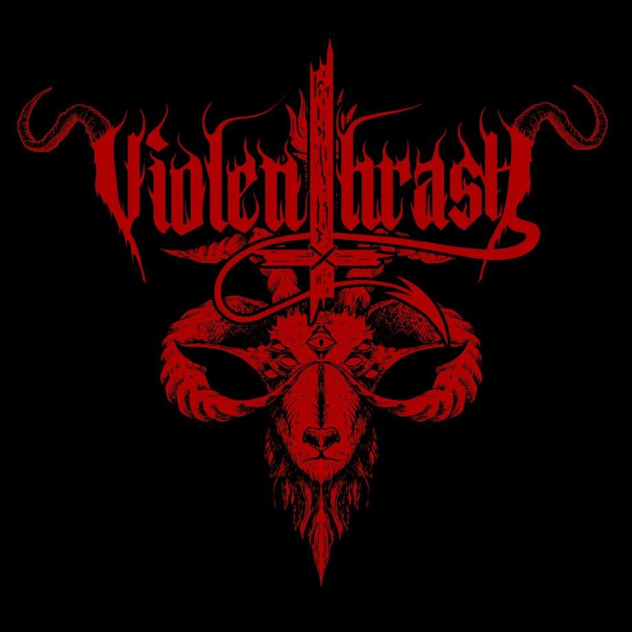 Violenthrash - Logo
