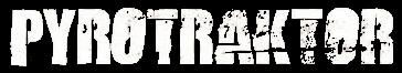 Pyrotraktor - Logo
