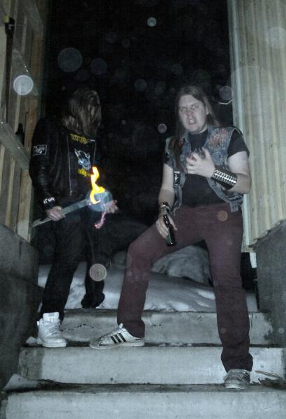 Conflagration - Photo