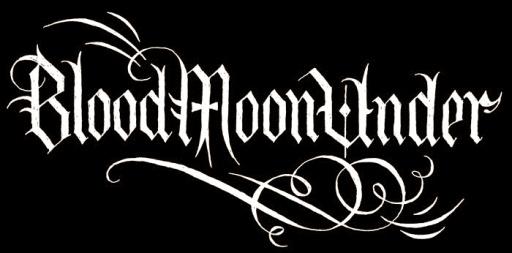 Blood Moon Under - Logo